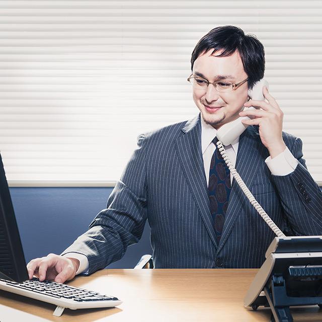 お電話、メールにてお問い合わせ