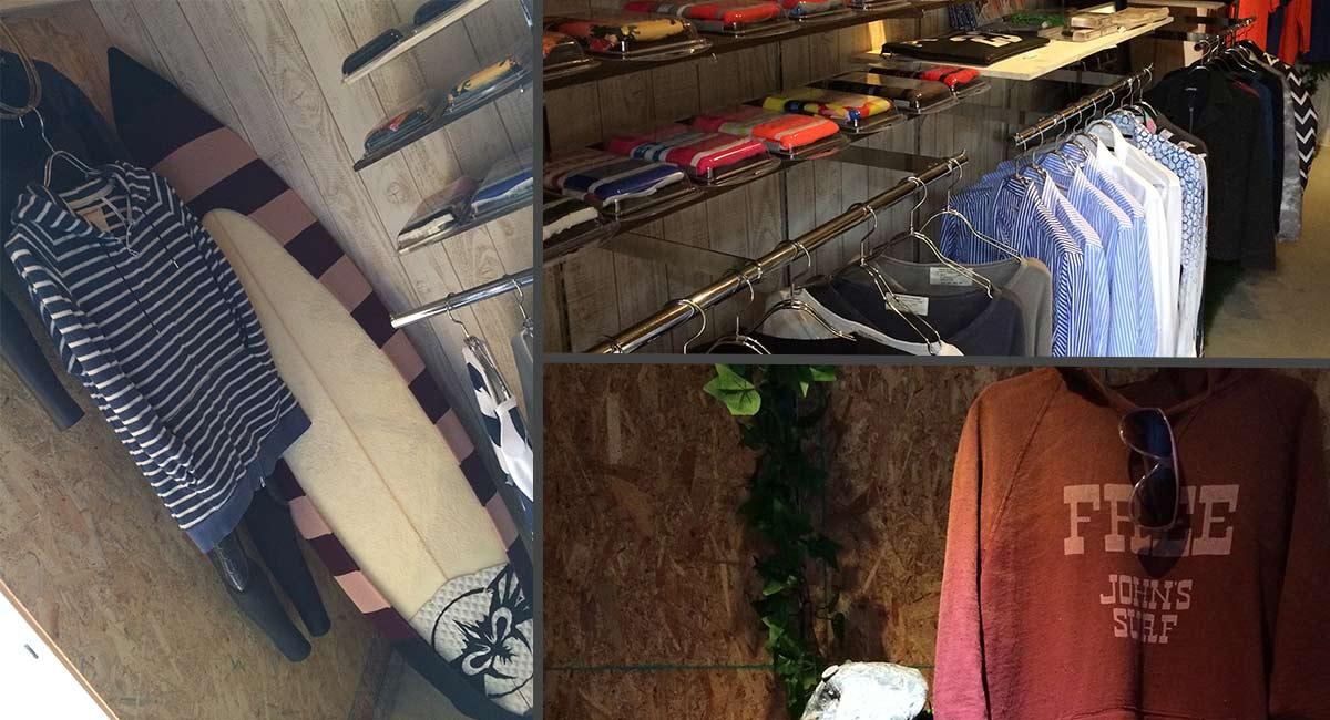 D riverの店内画像